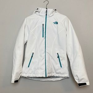 The North Face Women's White Apex Elevation Jacket